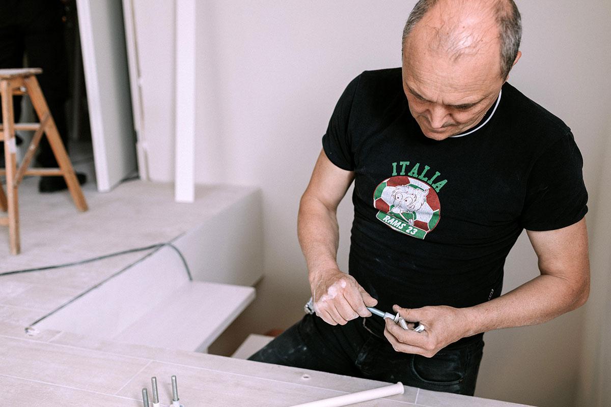 Lavori Dorica Scalinfissi