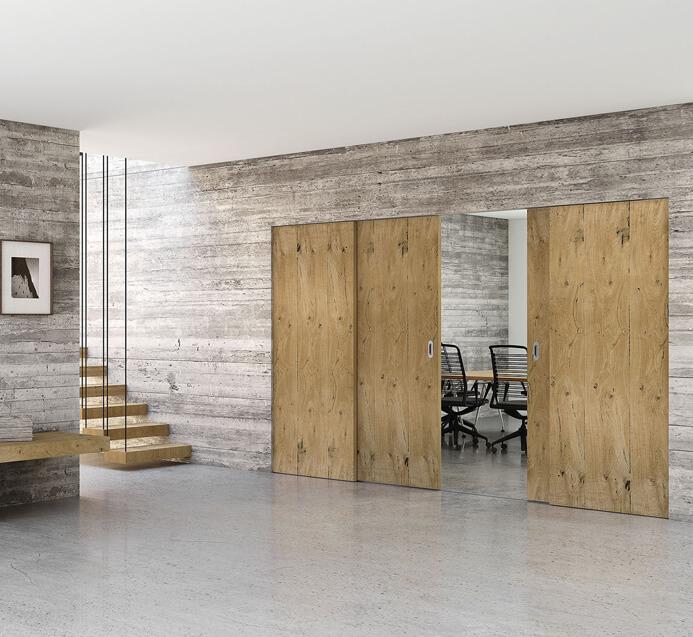 Porte in legno Dorica Scalinfissi
